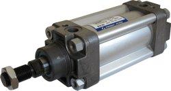 Obrázek pneumatického válce jednočinného VDMA 24562, NF E 49003.1