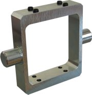 Picture of pivot pin for cylinder to ISO 15552