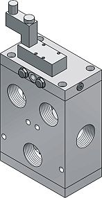 Picture of high flow valve series