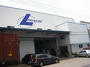Primero Machine Tools corp. building