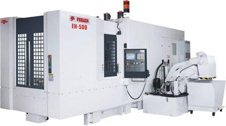 Fotografie stroje EH-500