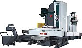 Horizontal milling and boring machines