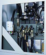 Hydraulický systém strojů řady FMH