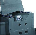 Detail víceúrovňové konstrukce strojů řady FMH