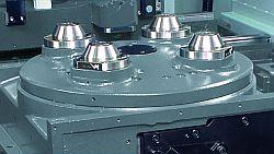 Polohovací kužely osy B strojů řady FMH