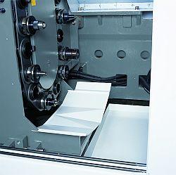 Detail zásobníku nástrojů strojů ředy FMH