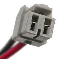 Fotografie konektoru s kabelem pro rozvaděče řady MVSY