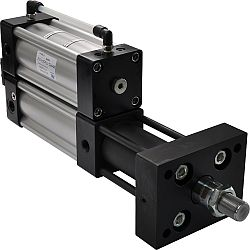 Picture of pneumatic-hydraulic power cylinder series MHPD