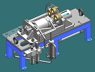 Vylisovávání ocelových čepů z forem
