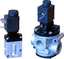 Picture of valves series NAF