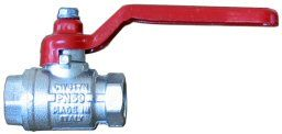 Picture of standard ball valve